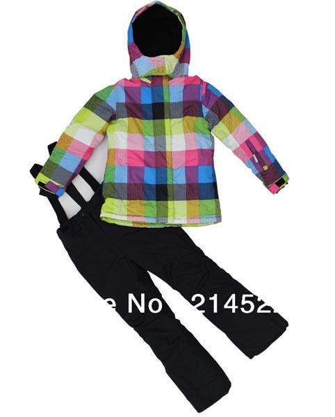Купить лыжный костюм для подростка