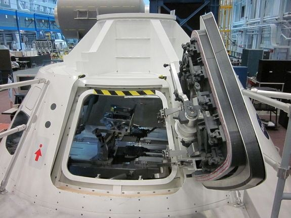 New NASA Spaceship Comes Together for 2014 Test Launch - Yahoo! News