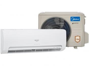 Ar-Condicionado Split Springer Midea Inverter - 12.000 BTUs Quente/Frio HW SPR INV12QF com Filtro