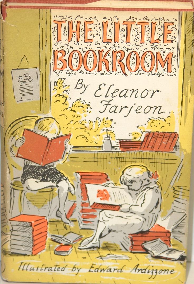 The Little Bookroom, written by Eleanor Farjeon, illustrated by Edward Ardizzone