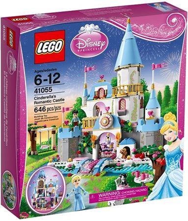 LEGO® Cinderella's Romantic Castle