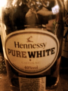Hennessy Pure White <3