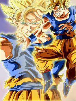 Genkidama Universal - Son Goku by ChronoFz
