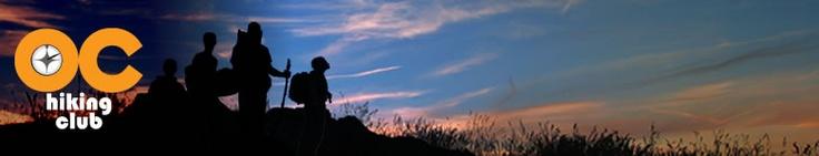 Orange County's Hiking and Backpacking Club