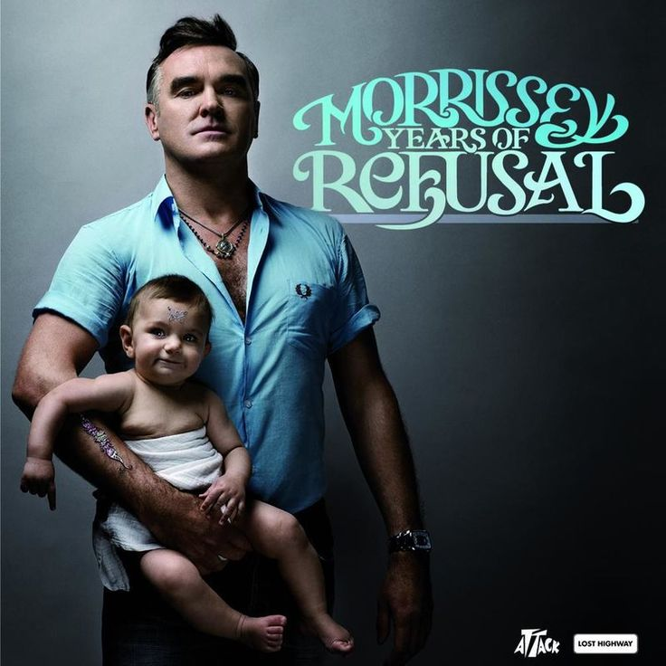 I'm Throwing My Arms Around Paris by Morrissey - Years Of Refusal