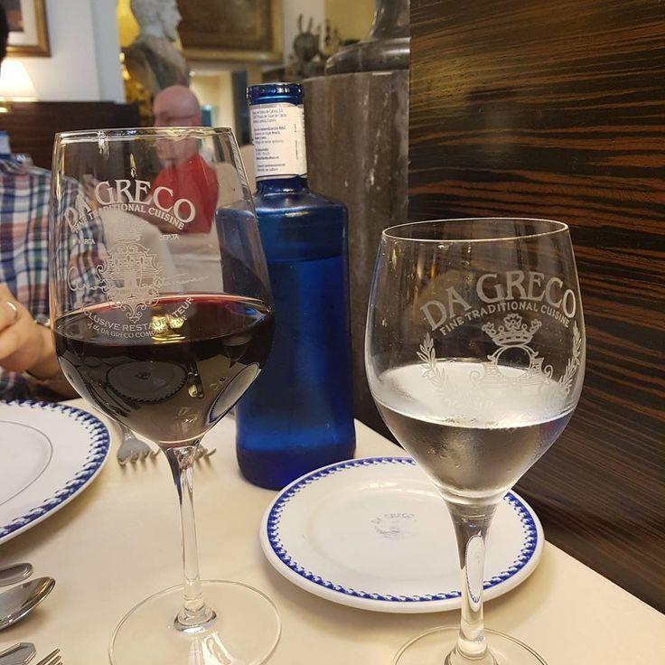 . Fine Traditional Italian Cuisine Da Greco ���� 너무 만족스러웠던 식사와 편안한 분위기! . #barcelona #spain #Italiancuisine #trip #lunch #바르셀로나 #스페인 #결혼 #4주년 #여행 http://w3food.com/ipost/1517566286199384613/?code=BUPen80Beol