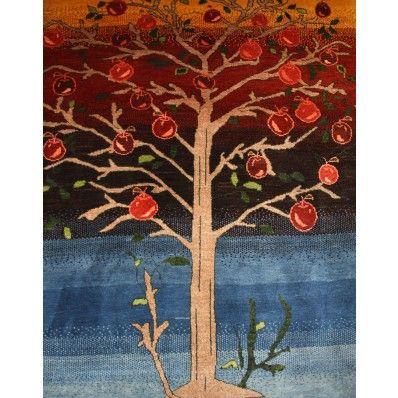 ZOLLANVARI COLLECTION TREE OF LIFE GABBEH