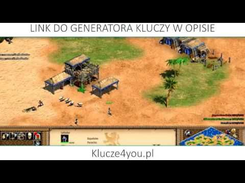 Age of Empires II: HD Edition Klucz | CD Key | Serial Key | Crack