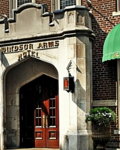 41 Best Windsor Arms Hotel Images On Pinterest