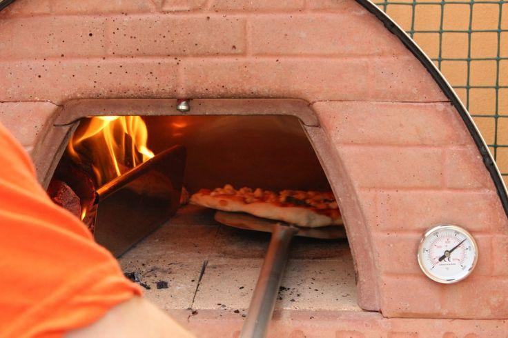 7 best images about forni a legna pizza party per interno - Temperatura forno a legna pizza ...