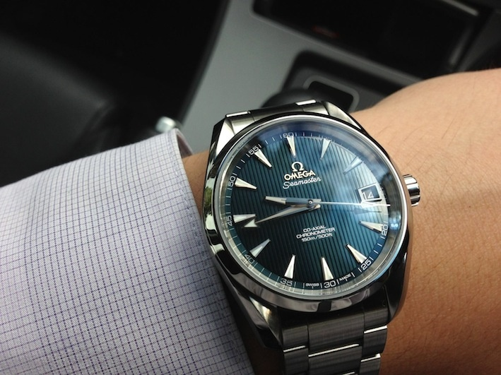 31 Best Images About Omega Aqua Terra Skyfall On Pinterest