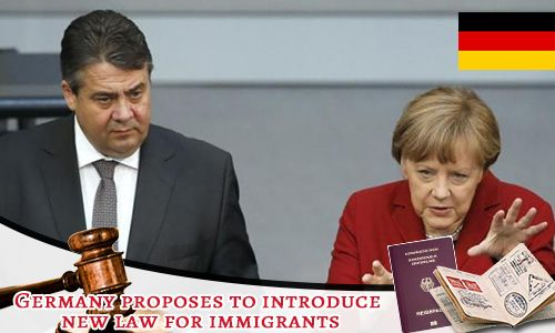 #Germany Proposes to #Introduce new law for #Immigrants. Read more...  https://www.morevisas.com/immigration-news-article/germany-proposes-to-introduce-new-law-for-immigrants/4514/