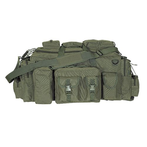 Tactical Bags and Packs 177899: New! Voodoo Tactical Mojo Load Out Bag With Backpack Straps Od Green -> BUY IT NOW ONLY: $97.95 on eBay!