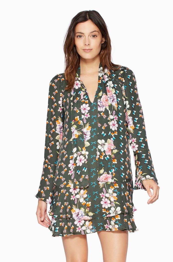 Cathryn Dress - Green Meadow   Parker NY
