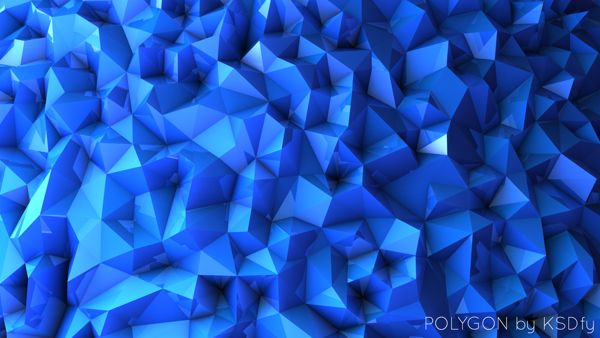 polygon texture wallpapers: Polygon Wallpapers On Behance
