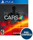 Project Cars - PRE-Owned - PlayStation 4, Multi, PREOWNED
