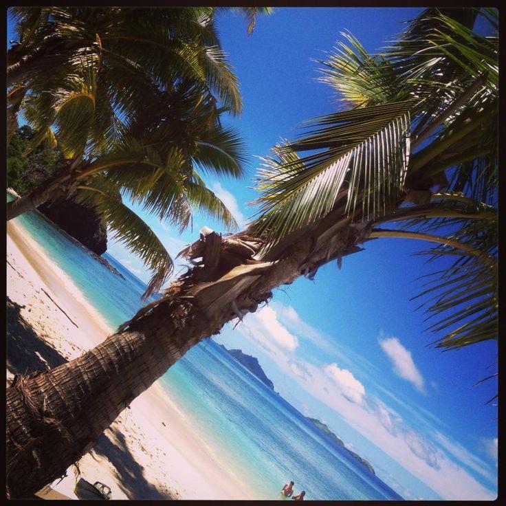 Fiji, Mana Island, 2014