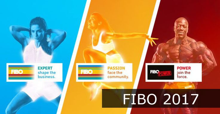 Fibo 2017 – Fitness Messe in Köln