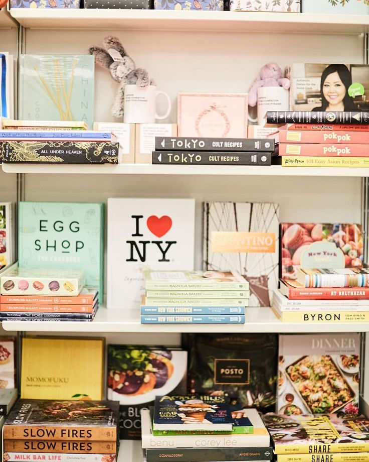 """373 Likes, 2 Comments - Chelsea Market (@chelseamarketny) on Instagram: """"Our choice for rainy day #summer read... cookbooks"""""""