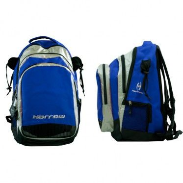 The ultimate field hockey bag with two stick holders, $60  Add your name & number for $6.50