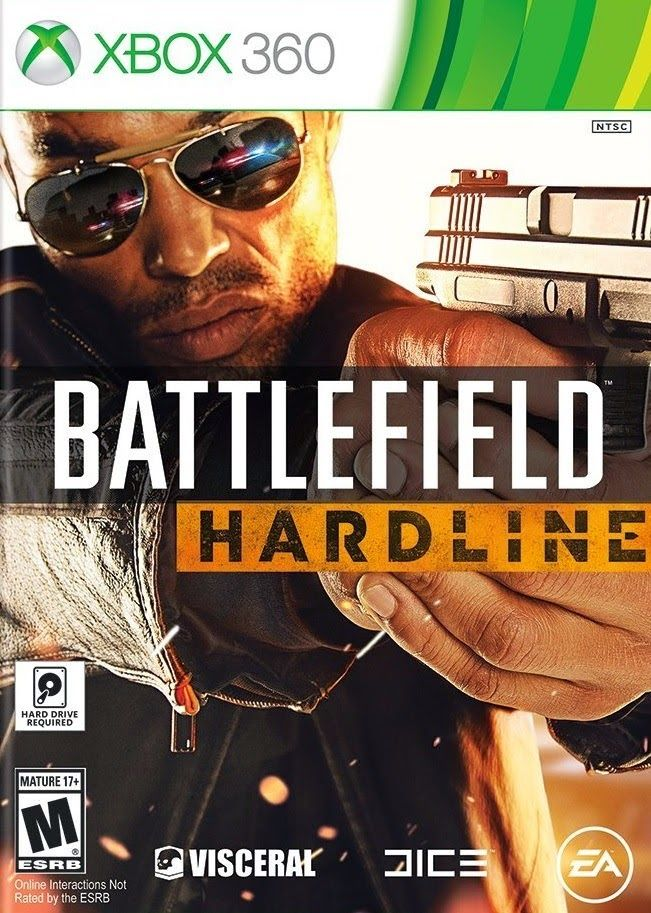 Nextgame727: Battlefield Hardline ESPAÑOL XBOX 360 (Region FREE...