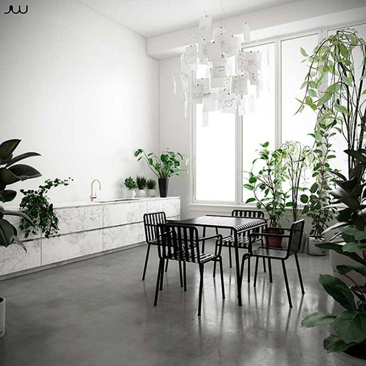 196 besten Minimalist Kitchens Bilder auf Pinterest | Küchen ...