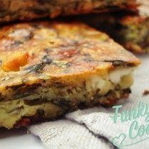 Εύκολη Σπανακόπιτα Χωρίς Φύλλο, υπέροχη και εύκολη πίτα!