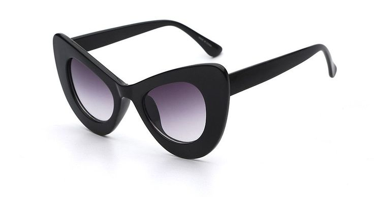 Just In Delano Cat Eye Oversized Sunglasses Shop Now!