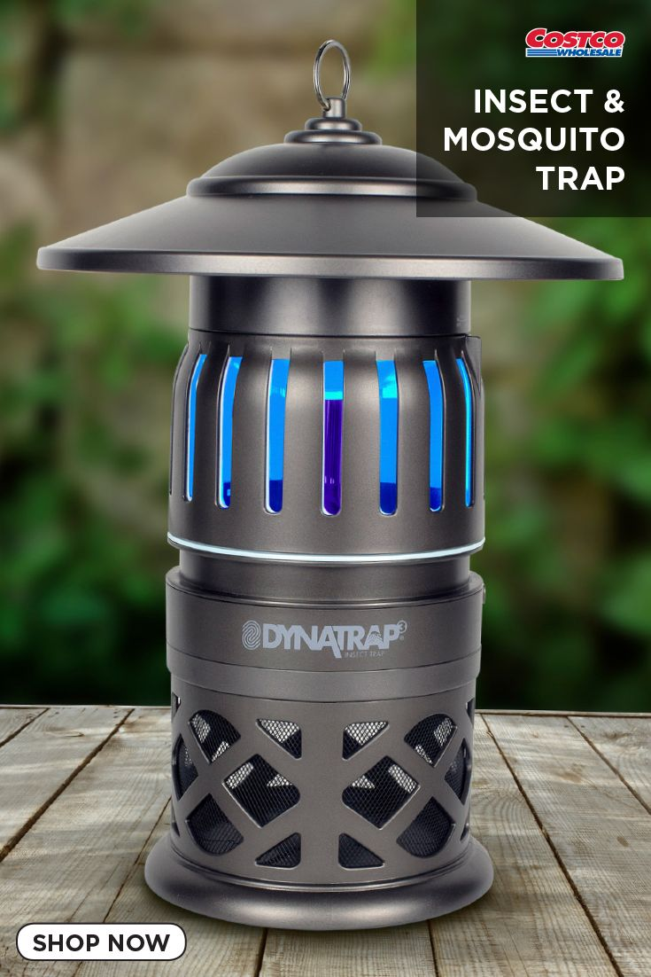 Dynatrap 12 acre tungsten insect and mosquito trap