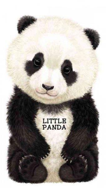 This board book is die-cut in the shape of the baby panda depicted in the story. The titles in Barron's charming new Look at Me series of board books for preschool children depict baby animals and the