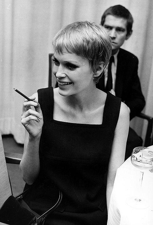 """tinasinatra: """" Mia Farrow, 1967 """""""