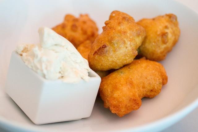 Jalapeno Hush Puppies | Food delicacies | Pinterest
