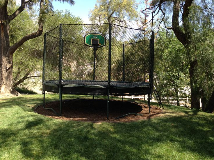 AlleyOop Trampolines Los Angeles - Exclusive Dealer in the greater Los Angeles Area www.swingsnmorethings.com