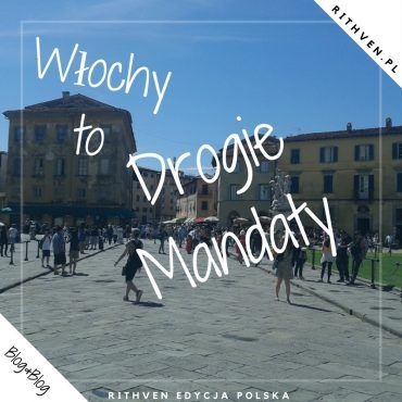 Włochy Drogie Mandaty