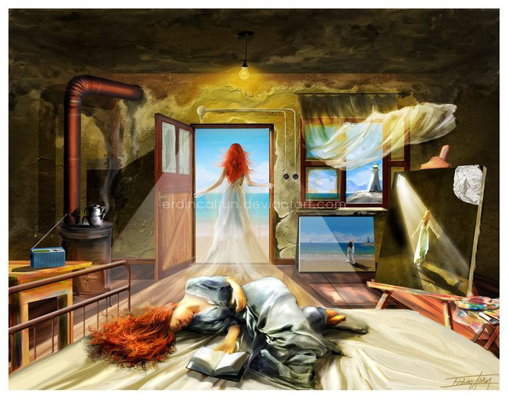 In dreams.. by erdincaltun.deviantart.com