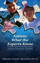 Enzymes and Autism » Generation Rescue   Jenny McCarthy's Autism Organization