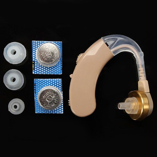 Digital Volume Hearing Aids Behind The Ear Sound Amplifier - US$8.59