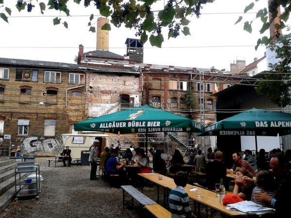 old Willner Weissbierbrauerei (brewery), Pankow - Berlin