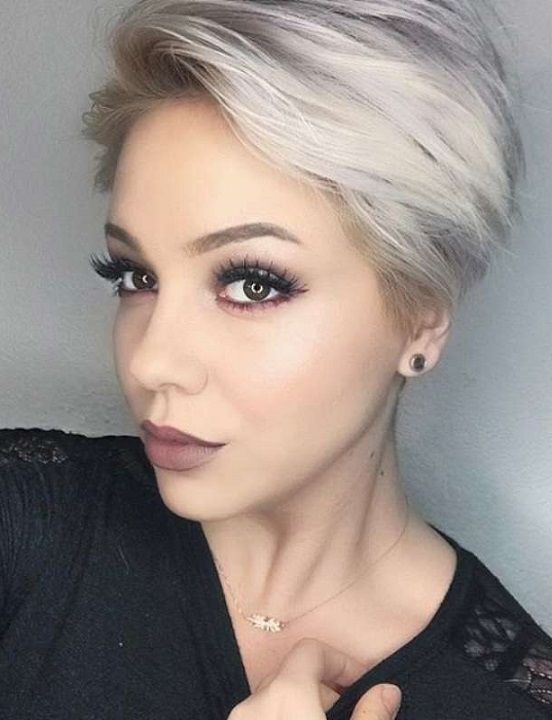 25 Hair Color Ideas for Short Hairs 2018