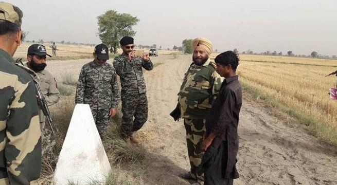 New Delhi: In a well-disposed move, the Border Security Force (BSF) on Saturday handed over a 15-year-old boy on humanitarian grounds to Pakistan authorities after he strayed to the Indian territory unknowingly. The boy, Razak Mai reportedly crossed over to the Indian side from Punjab's...