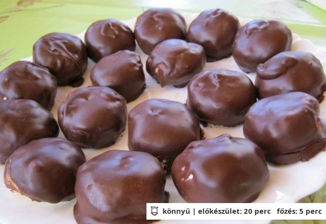 Túró rudi bonbon