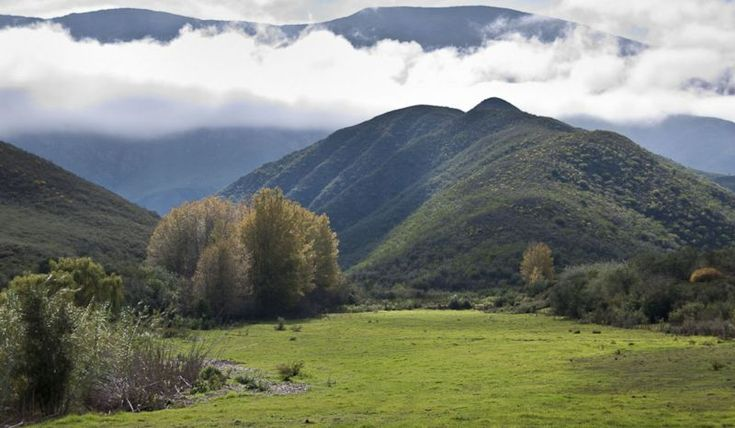 Pat Busch Mountain Reserve - Robertson, South Africa