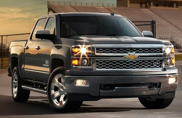 2014 Chevy Silverado Texas Edition LTZ