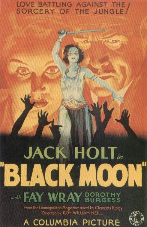 Black Moon Movie Poster
