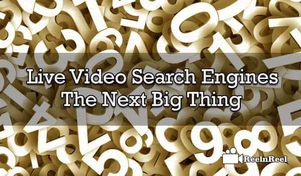 Live Video Search Engines