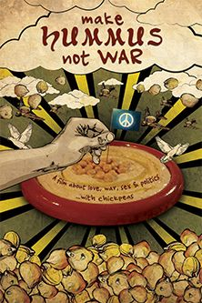 Watch Make Hummus Not War | Beamafilm -- Documentaries On Demand