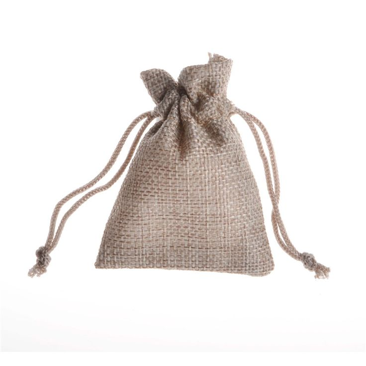 Cheap linen small bag, Buy Quality small linen bags directly from China drawstring sack Suppliers: Material:jute fabricColor:Jute ColorSize: about 7x9cm 2.7x3.5 inches,Quantity:10pcs.Used as gift bags, jewelry bag