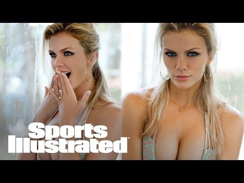 Brooklyn Decker Reflects On Old Photos: 'It Looks Like I Just Farted' | SI NOW | Sports Illustrated