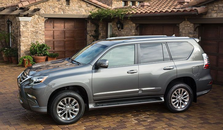 A Guide to #Lexus SUVs