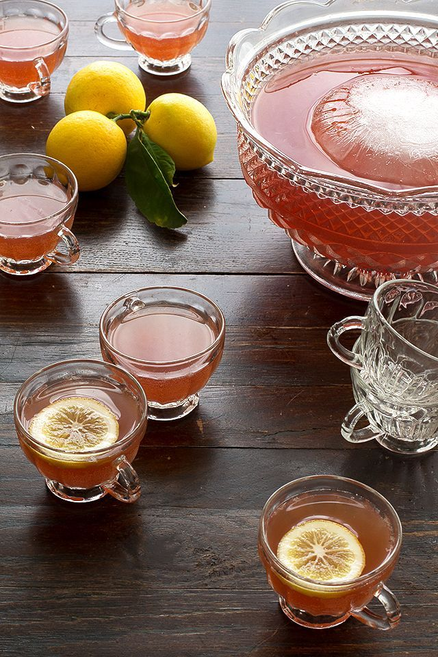 Thanksgiving Punch Recipe